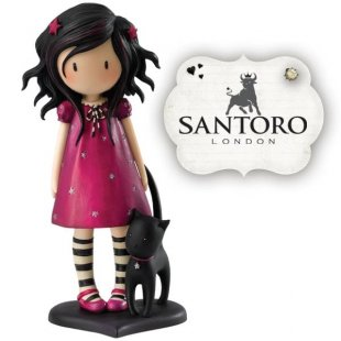 New Santoro®'s Gorjuss Girls will be Cherished for a Lifetime!