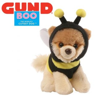 Cute Bee BOO® Buzzes in to the GUND® BOO® Collection