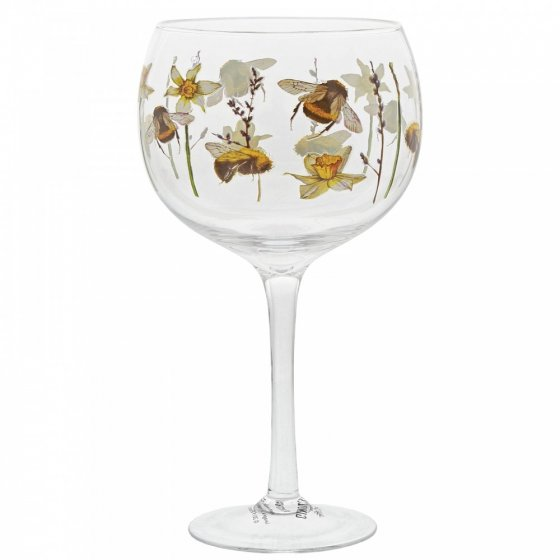 Bumble Bee Copa Gin Glass