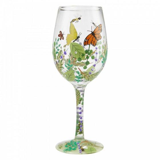 Organica Wine Glass