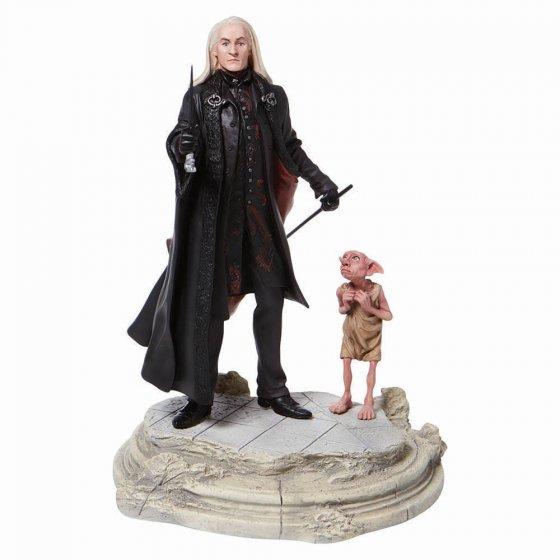 Lucius & Dobby Figurine