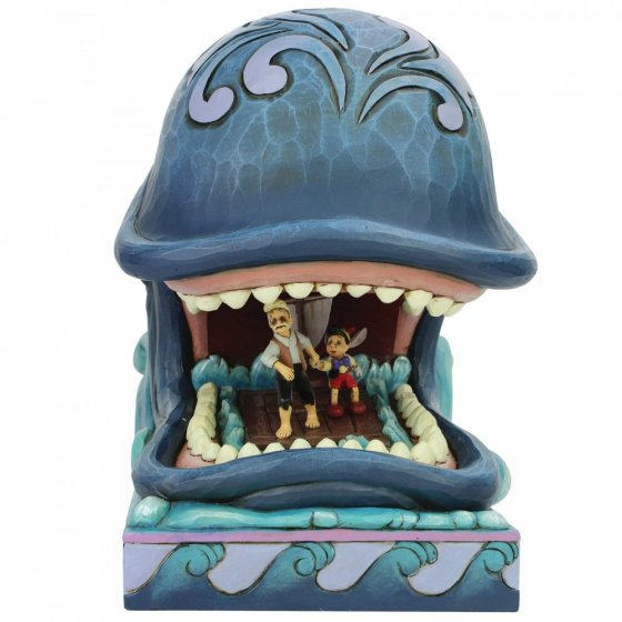 A Whale of a Whale (Monstro with Geppetto and Pinocchio)