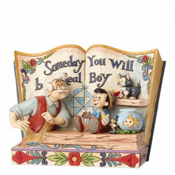 Someday You Will Be A Real Boy (Storybook Pinocchio)