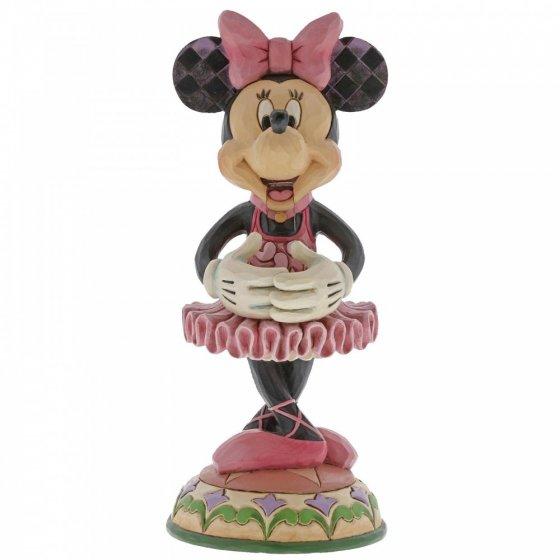 Beautiful Ballerina (Minnie Mouse Figurine)