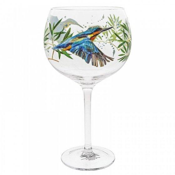 Kingfisher Copa Gin Glass