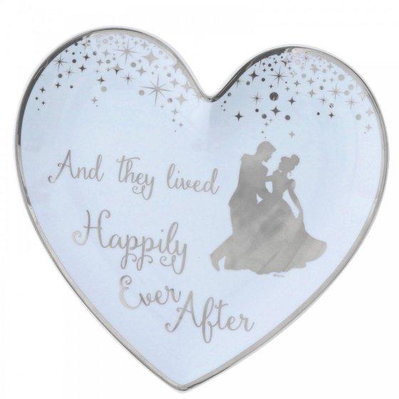 Cinderella Wedding Ring Dish