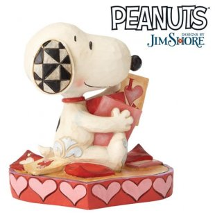 Puppy Love…from Peanuts™ by Jim Shore!