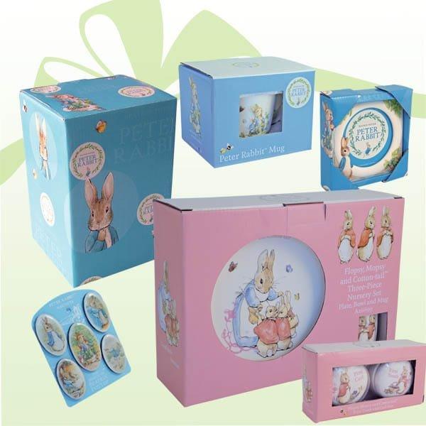 Beatrix Potter Gift Packaging