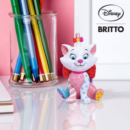 Enesco launches new Marie Mini Figurine inspired by Disney The Aristocats in its Disney Britto Collection
