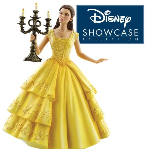 Tale as old as time: Enesco unveils Beauty and the Beast figurines in Disney Showcase collection