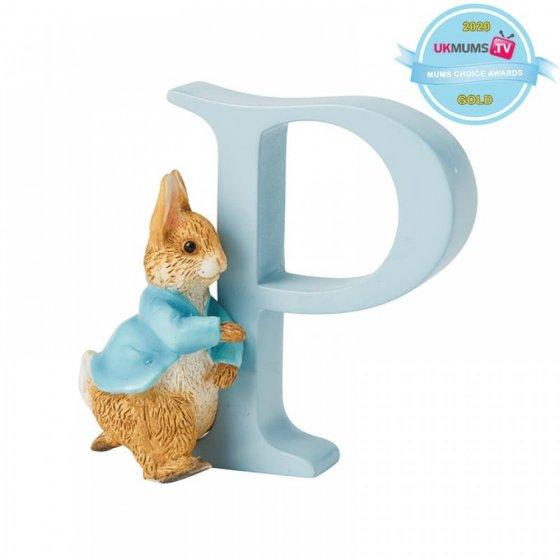 """""""P"""" - Running Peter Rabbit"""