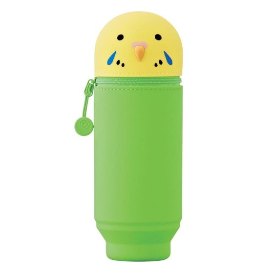 Parrot Stand Up Pen Case (Large)