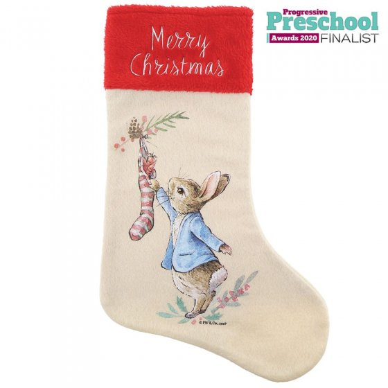 Peter Rabbit Christmas Stocking