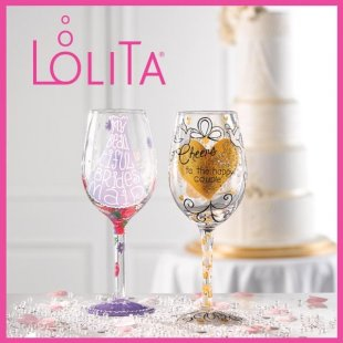 Cheers! To the Happy Couple…Raise a Glamorous Glass with Lolita