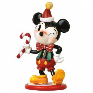 Miss Mindy Christmas Mickey Mouse Figurine
