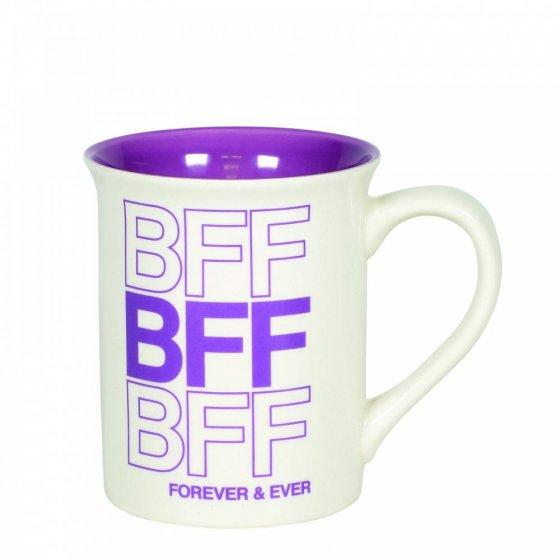 BFF Type Mug