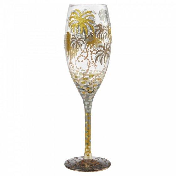 Let's Celebrate Prosecco Glass