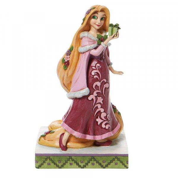 Disney Traditions - Christmas Rapunzel Figurine