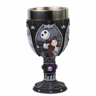 Nightmare Before Christmas Decorative Goblet
