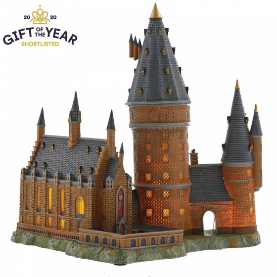 Hogwarts Great Hall and Tower European Version