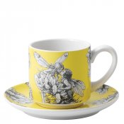 Gorse Cup & Saucer