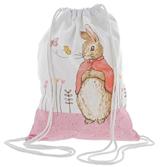 Flopsy Drawstring Bag