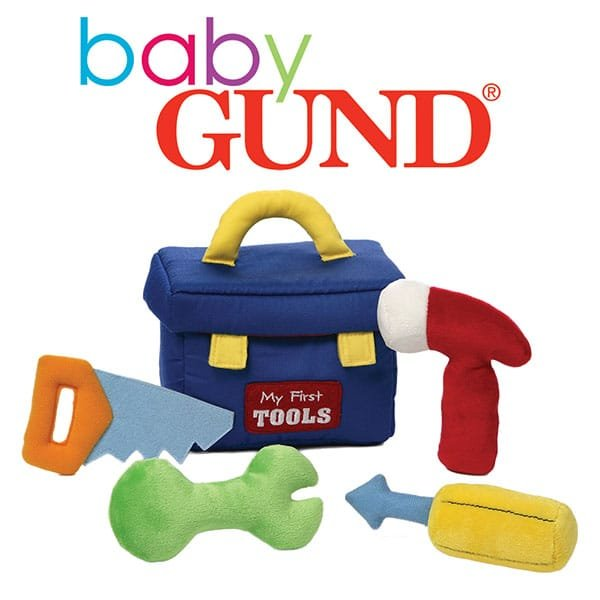 New Playsets from Baby GUND® inspire the imagination