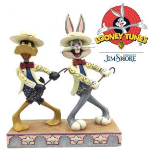 Looney Tunes™ by Jim Shore…getting 'On With the Show'!
