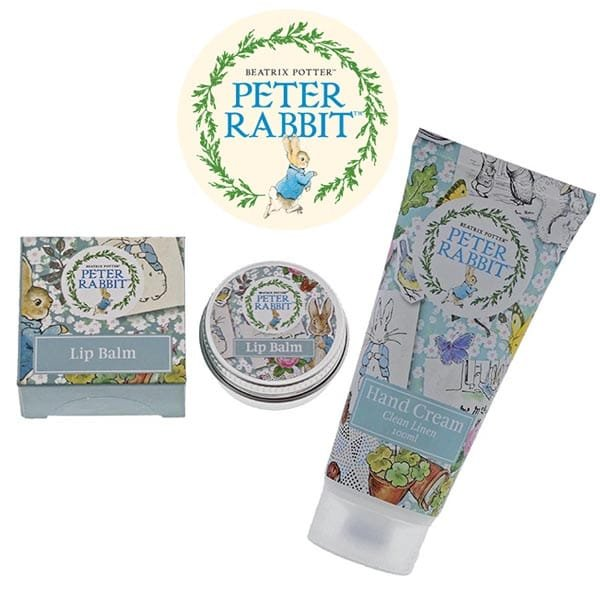 Enesco launches new Peter Rabbit™ toiletries into this growing collection