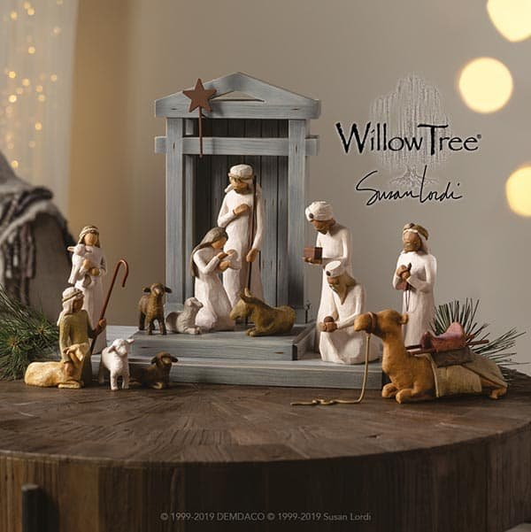 Celebrate the First Noel Nativity in your own home