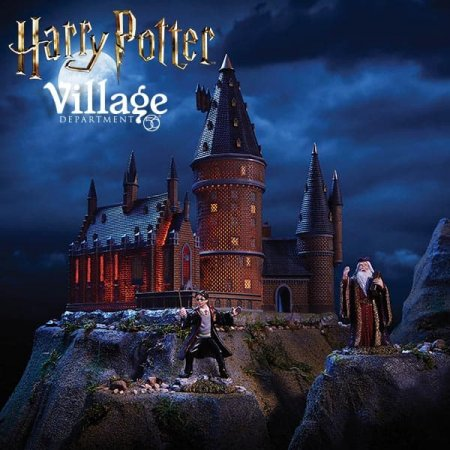 Our new Harry Potter™ Village Collection is set to fly off the shelves…