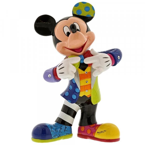 Special Anniversary Mickey Mouse Figurine : Enesco