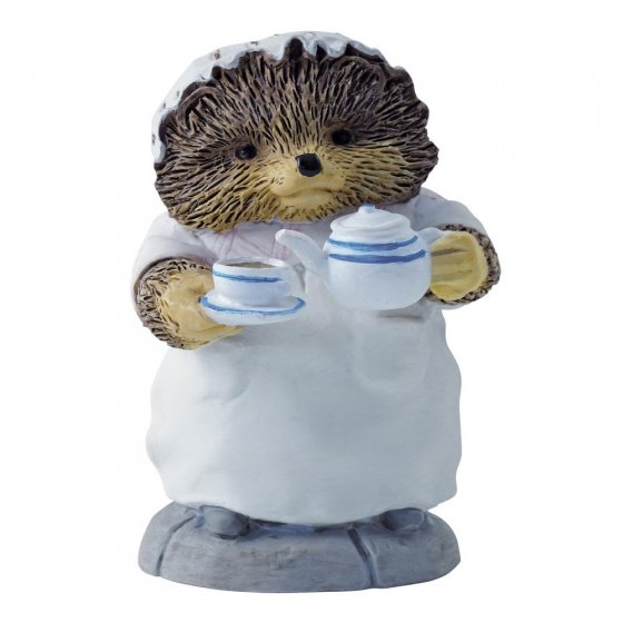Mrs. Tiggy-Winkle Pouring Tea