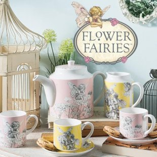 Flower Fairies make enchanting new gifts from Border Fine Arts