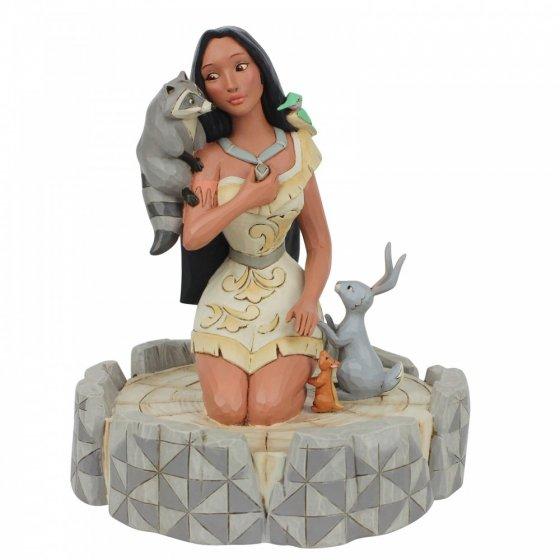 Brave Beauty (Pocahontas Figurine)