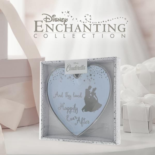 And they all lived happily ever after… Check out our new licensed Disney Princess wedding collection from Enchanting Disney