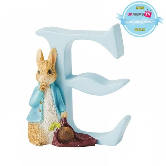 """""""E"""" - Peter Rabbit with Onions"""