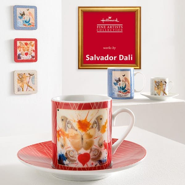 Dali paintings inspire new Fine Artists gift collection for Hallmark by Enesco