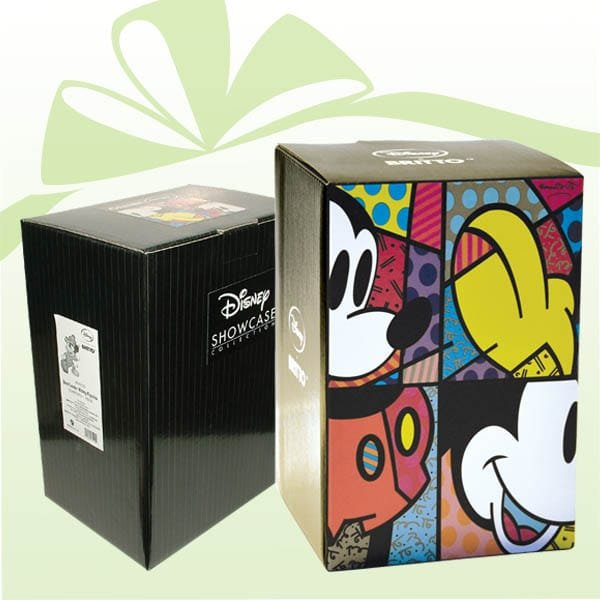 Disney By Britto Gift Packaging