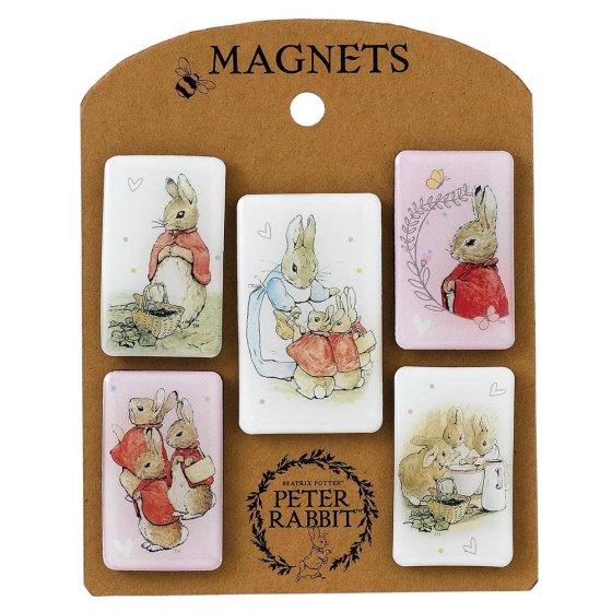 Flopsy Magnet Set
