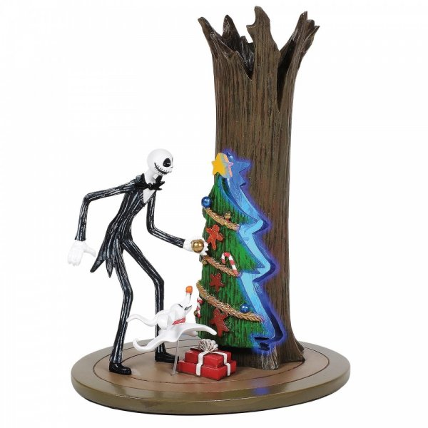 Enesco The Nightmare Before Christmas Waterball 4060078