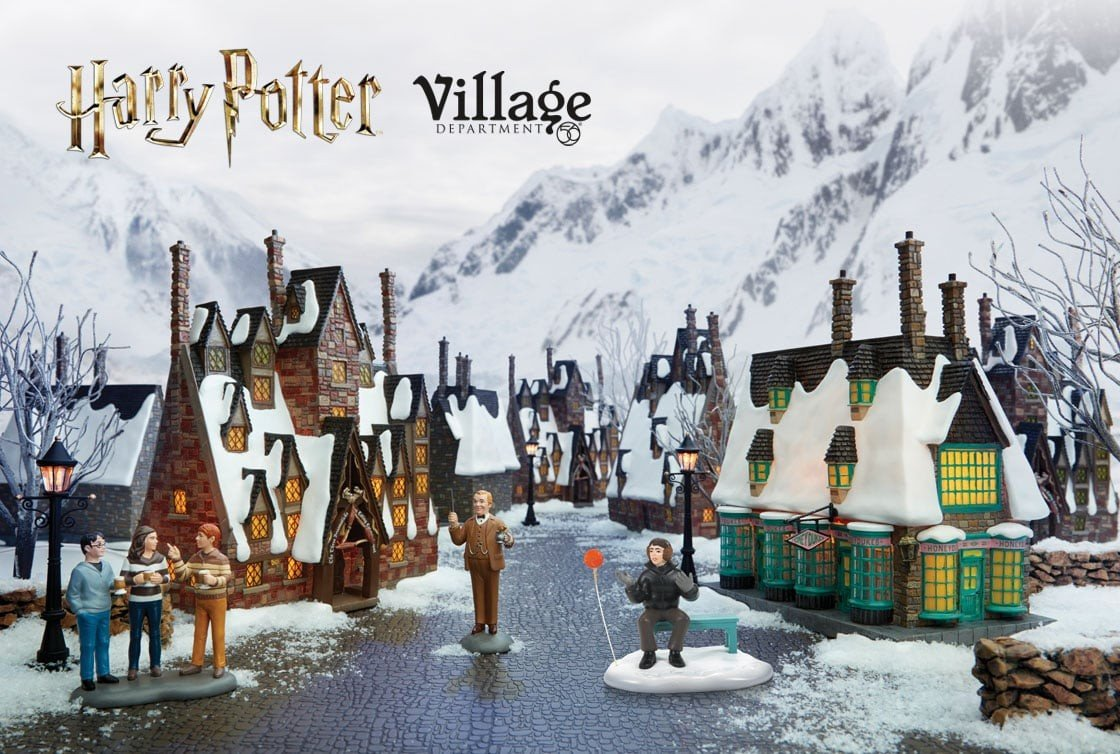 Harry Potter Village by D56