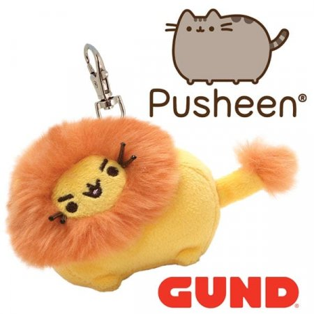 ENESCO AND GUND LAUNCH NEW SAFARI-THEMED PUSHEEN™ PLUSH MYSTERY BOX SERIES