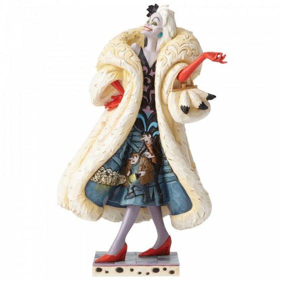 Devilish Dognapper (Cruella De Vil Figurine)