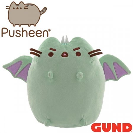 GUND® presents new Dragonsheen™ — Every bit as feisty as the cat's personality