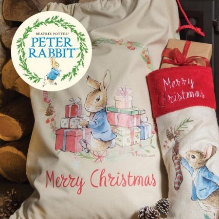 Enesco launches new festive-themed Peter Rabbit™ Christmas Collection